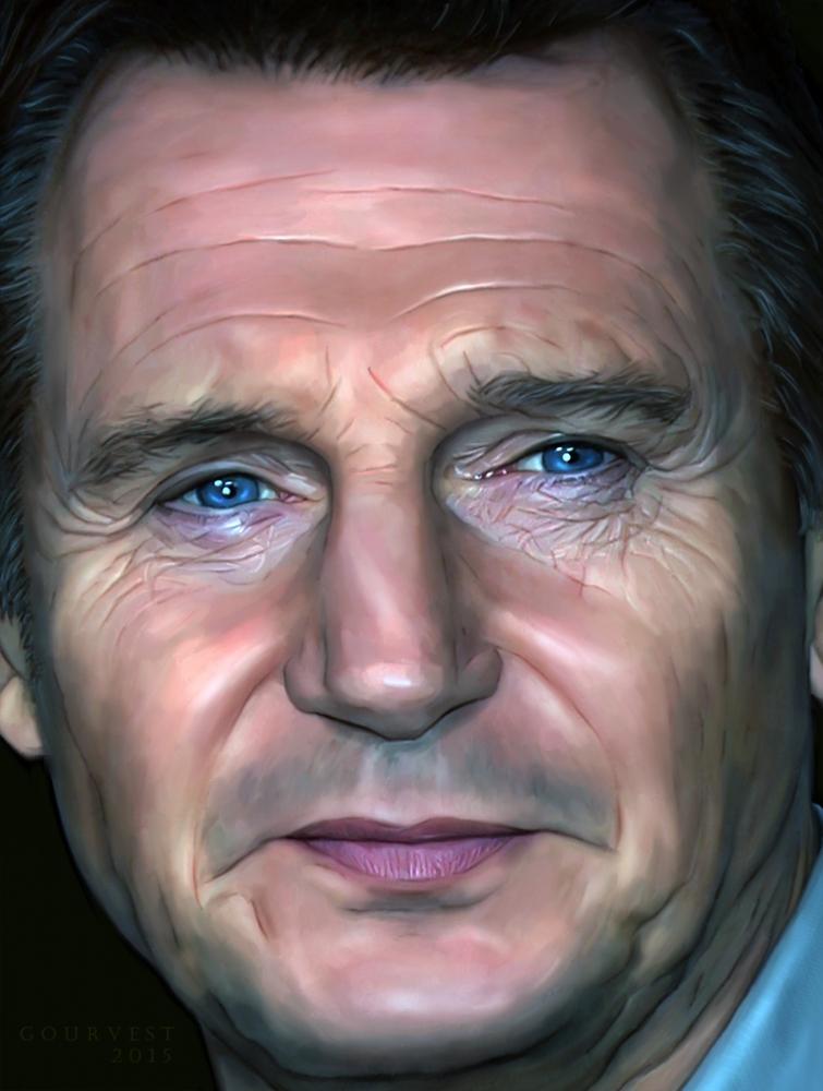 Liam Neeson by polyarny